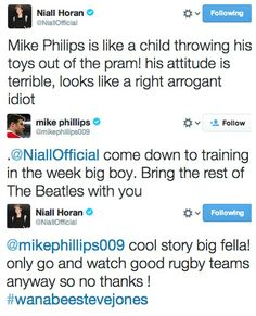 Sassy Sports Niall is my favorite Niall ♥