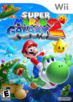 Shop for Nintendo Selects: Super Mario Galaxy 2 (nintendo Wii). Starting from Choose from the 4 best options & compare live & historic video game prices. Super Mario Rpg, Super Mario World 2, Wii U, Nintendo Wii, Nintendo Switch, Yoshi, Luigi, Playstation, Xbox 360