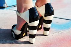 Chanel Shoes that make a statement!!!