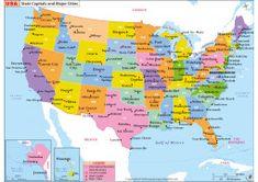 Buy World Latitude and Longitude Map Travel Map Pins, Travel Maps, Usa Road Map, Latitude And Longitude Map, World Political Map, World Geography, Geography Map, Maps For Kids, United States Map