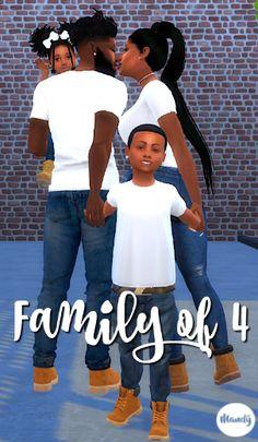Family of 4 Poses Sims 4 Couple Poses, Couple Posing, Sims 4 Cc Skin, Sims Cc, Tumblr Sims 4, Sims 4 Cc Kids Clothing, Kids Clothes Boys, Sims 4 Family, Sims 4 Traits