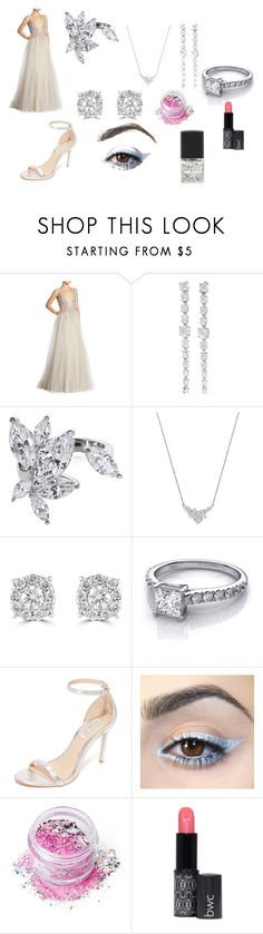 """Engagement Day"" by aakanksha27 ❤ liked on Polyvore featuring beauty, Berta, Anita Ko, CARAT* London, Bloomingdale's, Effy Jewelry, Rachel Zoe, In Your Dreams and Lane Bryant"