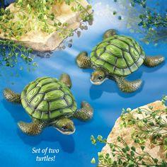 Turtle Pond Floaters - Set of 2