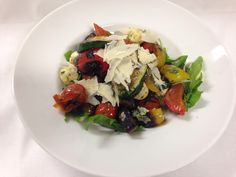Caprese Salad, Food, Passion, Things To Do, Meal, Essen, Hoods, Meals, Insalata Caprese