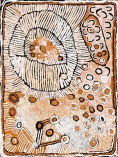Naata Nungurrayi / Marrapinti 122 x 92cm