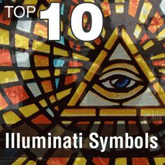 Illuminati symbols are hidden in plain sight and their meanings are kept from the Profane. Only Illuminati insiders are privy to the symbols' true meanings. Illuminati Symbols, Illuminati Conspiracy, Order Of The Day, New World Order