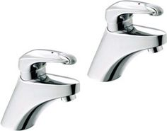 basin faucets (pair, chrome). - kbbusa.com