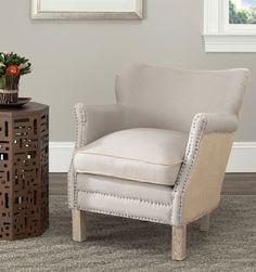 Amanda Club Chair | Safavieh | Home Gallery Stores
