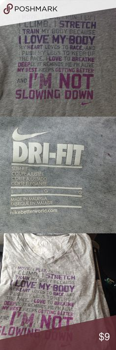 Nike T shirt Nike DRI-Fit✔️ T shirt size large Nike Tops Tees - Short Sleeve