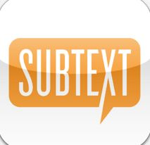 Subtext: Interactive App to Turn Any Book or Document into a Digital Classroom Free Educational Apps, Educational Technology, Assistive Technology, Technology Tools, Literature Circles, Teaching Technology, Digital Text, Reading Strategies, Reading Sites