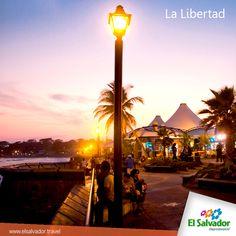 El Malecón, La Libertad
