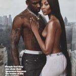 Naomi Campbell & Skepta sexy for British GQ, april 2018 - Video CelebritiesVideo Celebrities