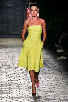 zoulias lemon dress Greece is hot