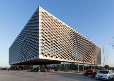 henn architekten: nantong urban planning museum