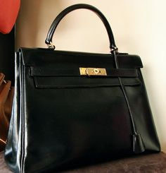 vintage hermes kelly handbag