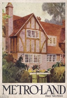 An affront to the eye: Architectural connoisseurs hated the mock-Tudor homes being built, but for ordinary families they offered a new way of life