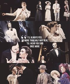 Image result for Love Never Dies Musical
