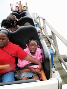 The 31 Greatest Roller Coaster Poses There's an elusive art to the perfect roller coaster photo. These people have perfected it.