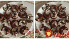 Úžasné Salko rožteky: Najdokonalejšie pečivo, aké som kedy ochutnala – nič iné už piecť netreba! Desert Recipes, Christmas Cookies, Smoothies, Panna Cotta, Sweet Tooth, Recipies, Deserts, Food And Drink, Baking