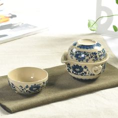 Drinkware Kung Fu Tea Set  Include 1 Pot 2 Cup Elegant Gaiwan,Teapot And Teacup Travel Tea Sets Kettle High Quality FreeShipping