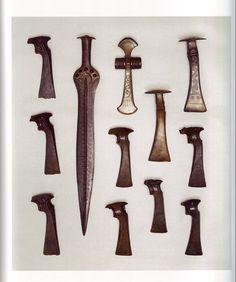 Hajdúsámson Apa hoard horizon style european bronze age weaponry