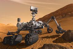 Curiosity Mars (6 Août 2012)