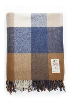 This is the same blanket I bought at the Avoca Mills, Wicklow, Ireland.