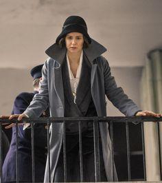 Porpentina Goldstein Coat wore by Katherine Waterston