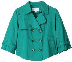 Short trench / ShopStyle: Jillstuart Swallow Jacket