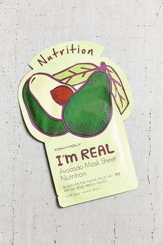TONYMOLY Im Real Mask Sheet - Urban Outfitters