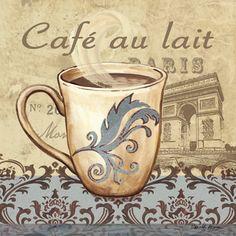 RB3101 <br> Le Petit Café I <br> 12x12