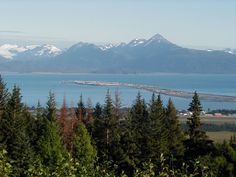 Homer, Alaska... Lived there 18 years, still summer there whenever possible. Not to mention that I have 2 kids residing there and a husband who fishes there. In short, my heart is 1/2 there!