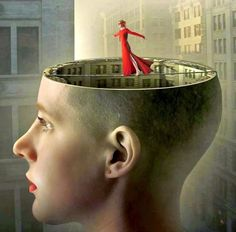 Today here we have some weird art pictures of the enormous talent of Polish illustrator and graphic artist Igor Morski. Igor Morski no doubt is well-known artist by his incredible work. Art Bizarre, Weird Art, Strange Art, Trucage Photo, Photo Art, Photomontage, Photoshop, Illustrations, Illustration Art