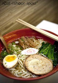 ieatishootipost blogs Singapore's best food: Best Ramen in Singapore Contender #8: Men Tei, This Ramen is Shio Shiok