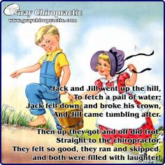 Jack and Jill went up the hill... with a twist!