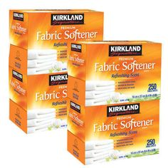 Kirkland-Signature-Fabric-Softener-Sheets-250-x-4-pack-1000-Sheets