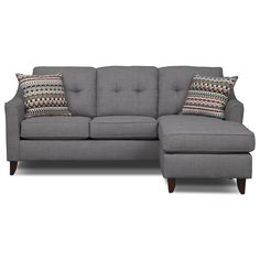 Superieur What Time Does Value City Furniture Close Today Small Chaise Sofa, Couch  With Chaise,