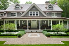 Valley - traditional - exterior - new york - James Schettino Architects