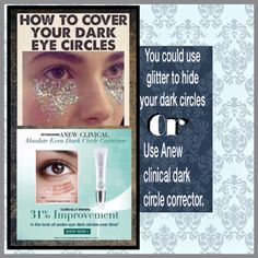 Anew Clinical Absolute Even Dark Circle Corrector. See dark circles virtually vanish. To see this and all our Anew Skincare products, go to: www.youravon.com/lindabacho #avonrep