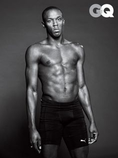 Usain Bolt Athlete of the Year 2012: Men of the Year: GQ  BY DEVIN GORDONPHOTOGRAPH BY MARTIN SCHOELLER
