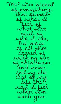 Dirty Dancing - 33 of the Most Famous, Romantic Movie Quotes . Cute Love Quotes, Great Quotes, Quotes To Live By, Inspirational Quotes, Motivational Quotes, Quotable Quotes, Funny Quotes, Qoutes, The Notebook Quotes
