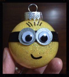My minion ornament.