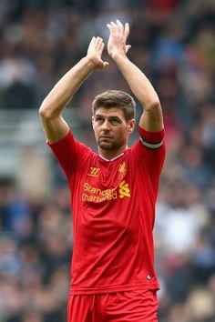 Steven Gerrard (England) - Liverpool, Los Angeles Galaxy.