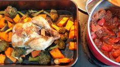 Vie de famille – Notre vie au Canada Ratatouille, Meal Prep, Prepping, Canada, Meals, Chicken, Food, Meal Prep Recipes, Meal Ideas