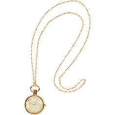 H&M Necklace (£3.99) ❤ liked on Polyvore featuring jewelry, necklaces, accessories, fillers, women, metal pendant, long necklaces, h&m jewelry, metal necklace and pocketwatch necklace