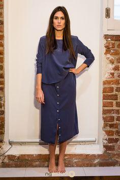ow2015/2016 www.posacollection.com #posa #spanishbrand #clothing #bags #handmade #posacollection #fashiondisigner @ngestudio fotografía