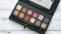 SAFIYAH TASNEEM : Sunday Swatches: Anastasia Beverly Hills Master Palette by Mario Review
