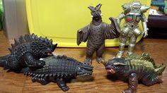 がらくたコレクション掲示板3 ウルトラマン、ウルトラQ、ウルトラセブンの怪獣、宇宙人たち