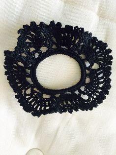 Crochet Elastico per capelli  Haargummi