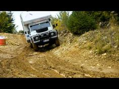 4x4 camper bimobil Offroad Training - YouTube